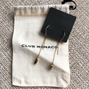 Club Monaco earrings